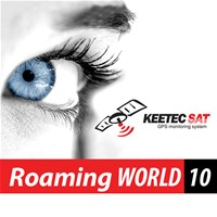 Služba Roaming WORLD 10