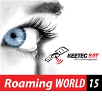 Služba Roaming WORLD 15
